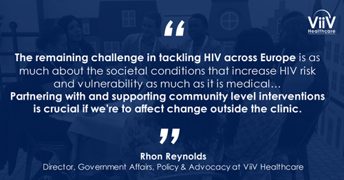 Positive Action For Europe | HIV Grants | ViiV Healthcare